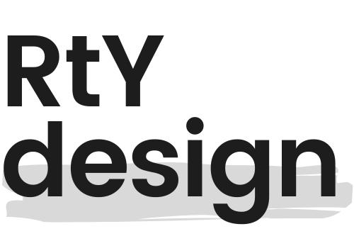 RtY design logo